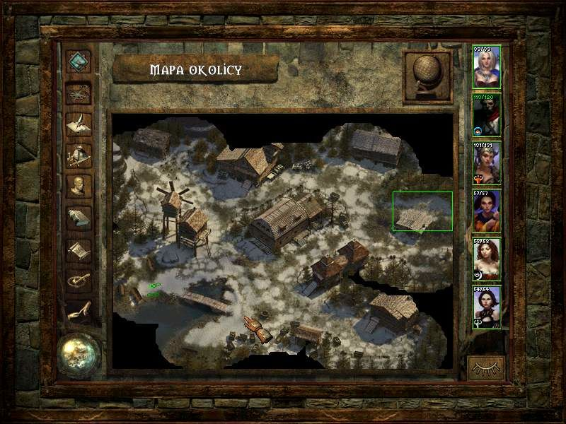 Nice wallpapers Icewind Dale: Heart Of Winter 800x600px
