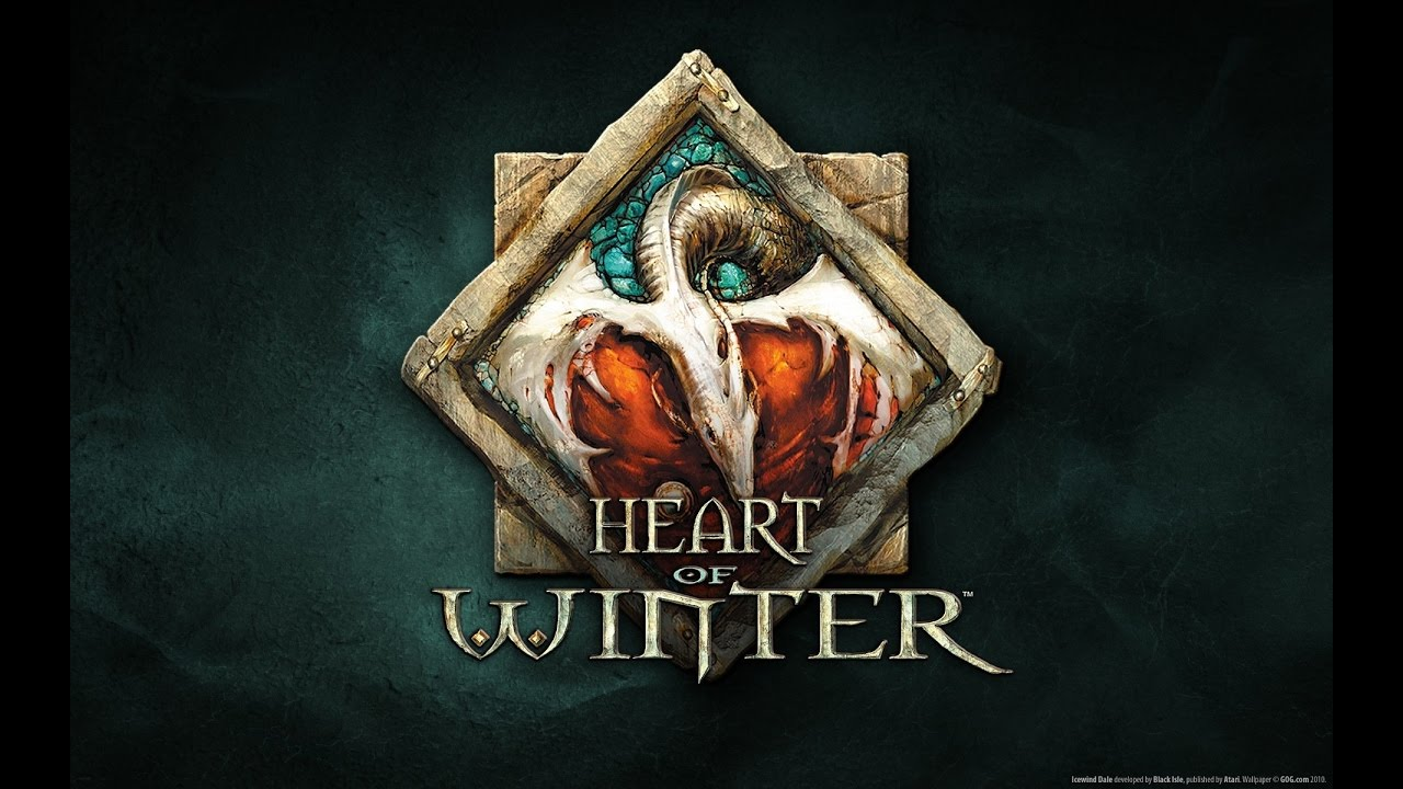 Icewind Dale: Heart Of Winter Backgrounds, Compatible - PC, Mobile, Gadgets| 1280x720 px