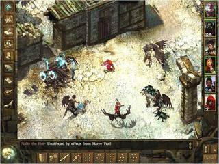 Icewind Dale: Heart Of Winter Backgrounds on Wallpapers Vista