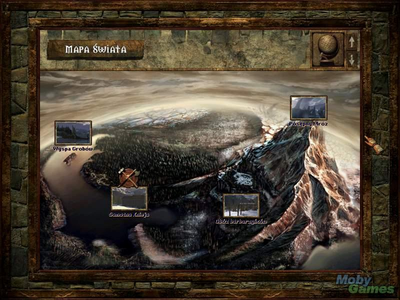 HD Quality Wallpaper | Collection: Video Game, 800x600 Icewind Dale: Heart Of Winter