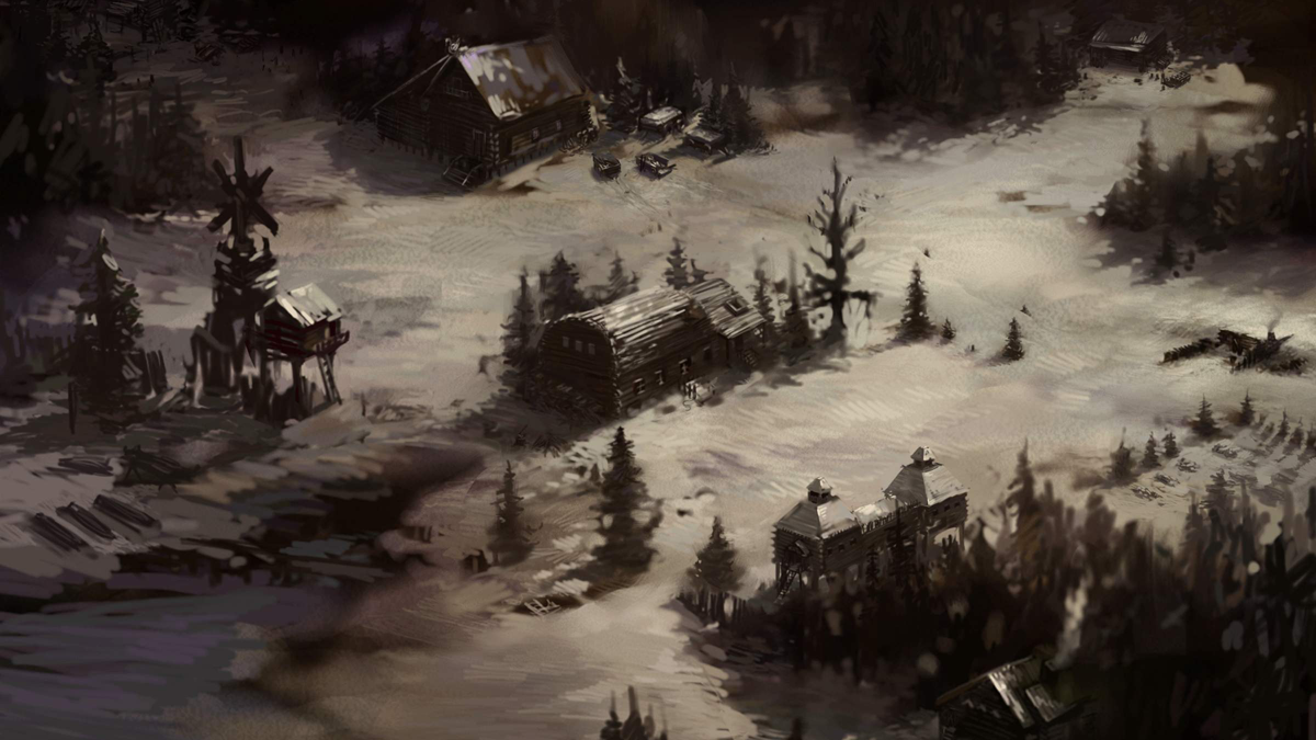 Nice Images Collection: Icewind Dale Desktop Wallpapers