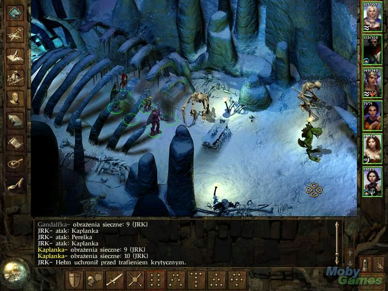 800x600 > Icewind Dale: Heart Of Winter Wallpapers