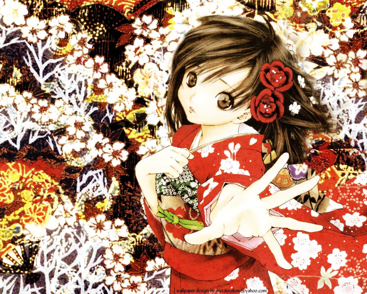 1280x1024 > Ichigo 100% Wallpapers