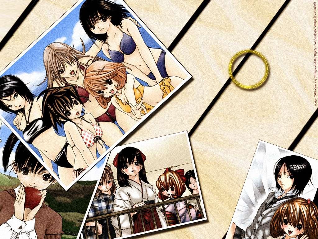Ichigo 100% Pics, Anime Collection
