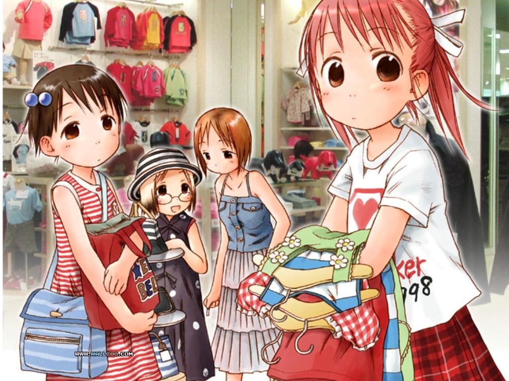 HQ Ichigo Mashimaro Wallpapers | File 610.24Kb