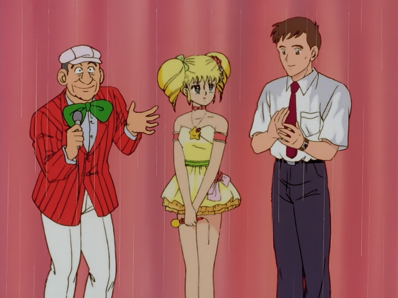 HD Quality Wallpaper | Collection: Anime, 1440x1080 Idol Densetsu