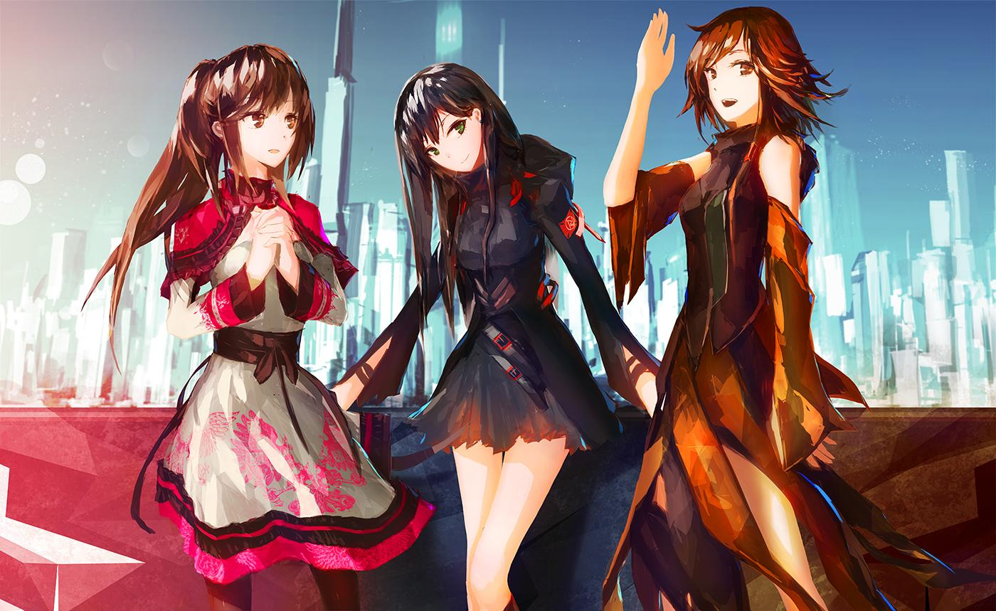 IDOLM@STER Cinderella Girls Backgrounds, Compatible - PC, Mobile, Gadgets| 1400x859 px