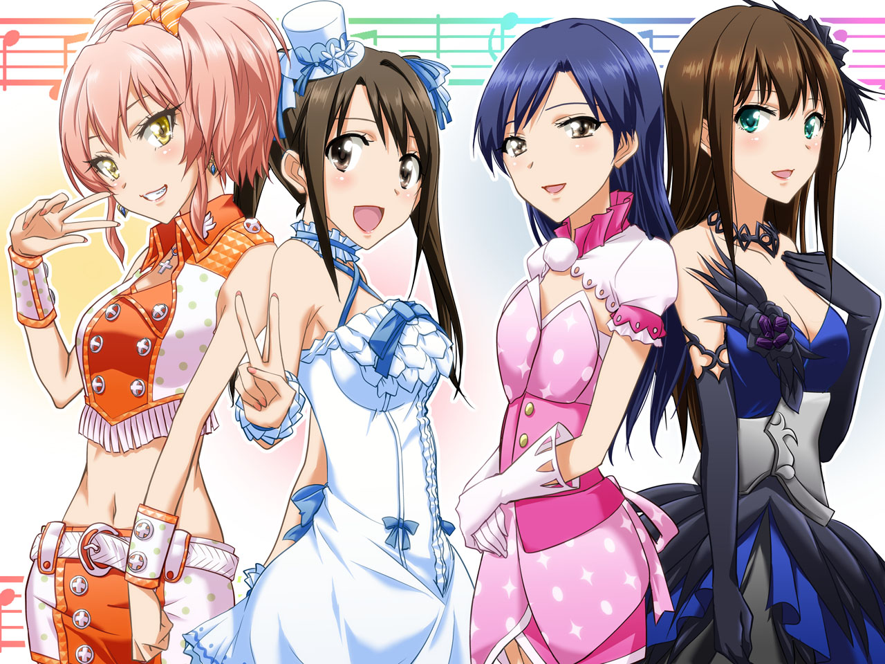 Images of IDOLM@STER Cinderella Girls | 1280x960
