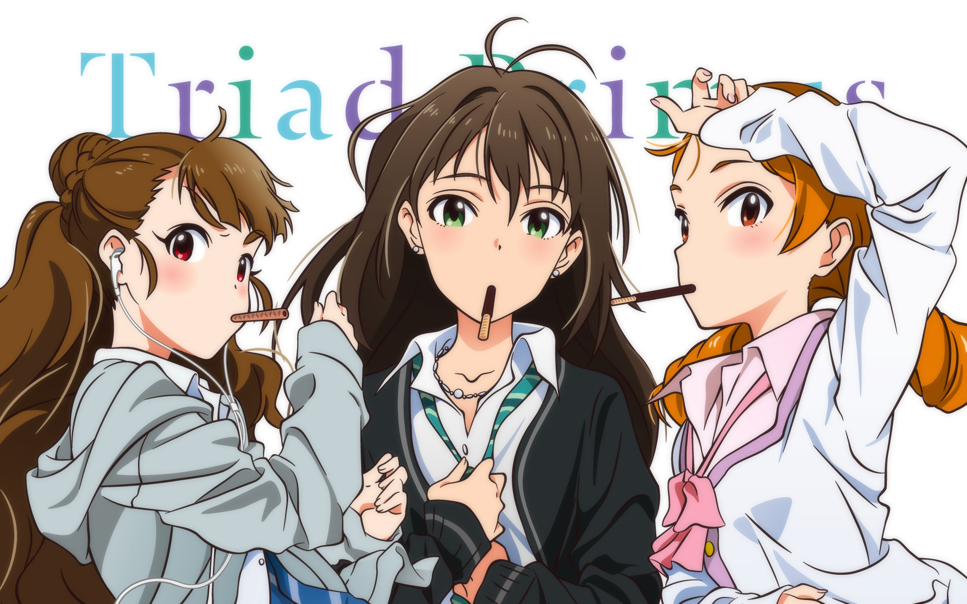 Amazing IDOLM@STER Cinderella Girls Pictures & Backgrounds