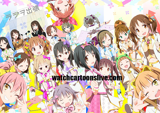 Nice Images Collection: IDOLM@STER Cinderella Girls Desktop Wallpapers