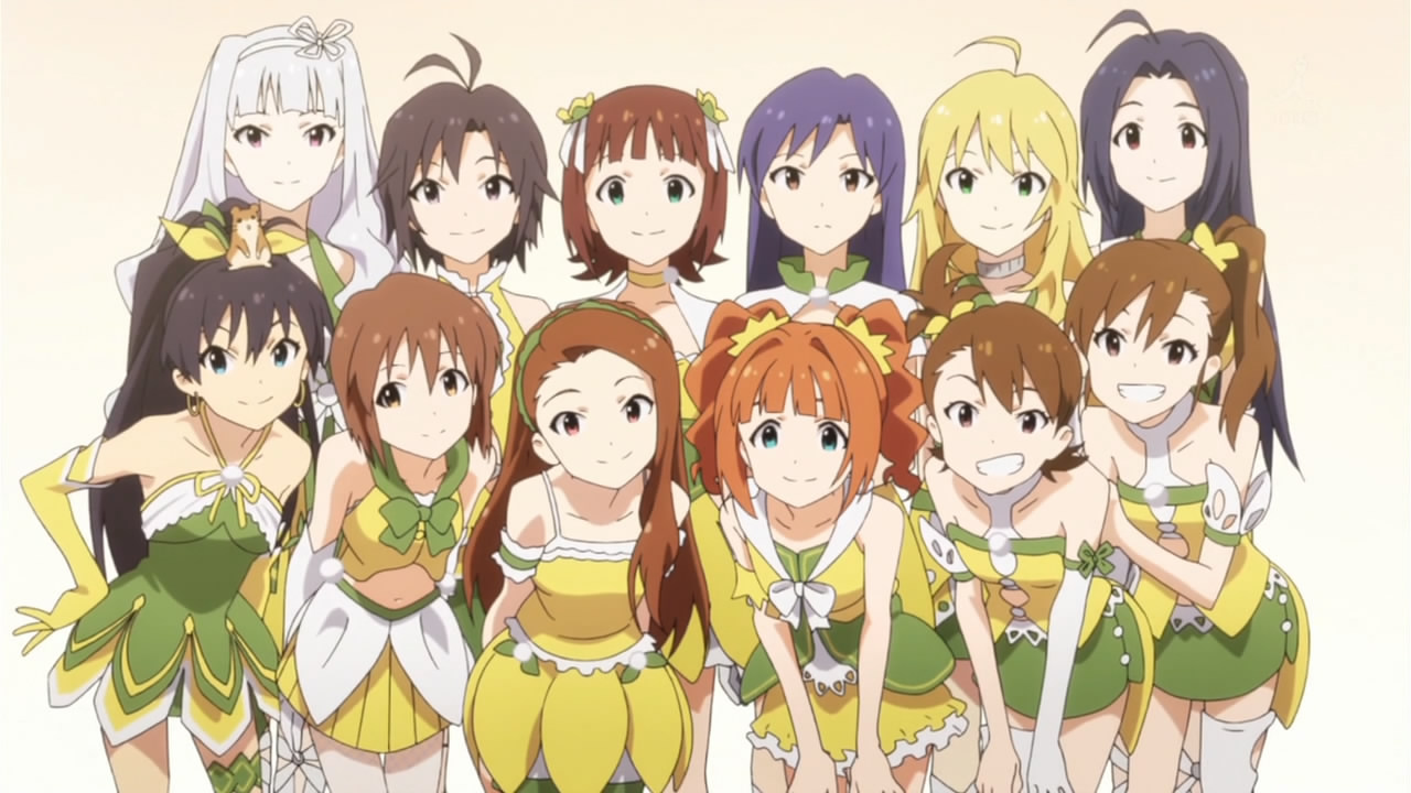 Nice Images Collection: IDOLM@STER Desktop Wallpapers