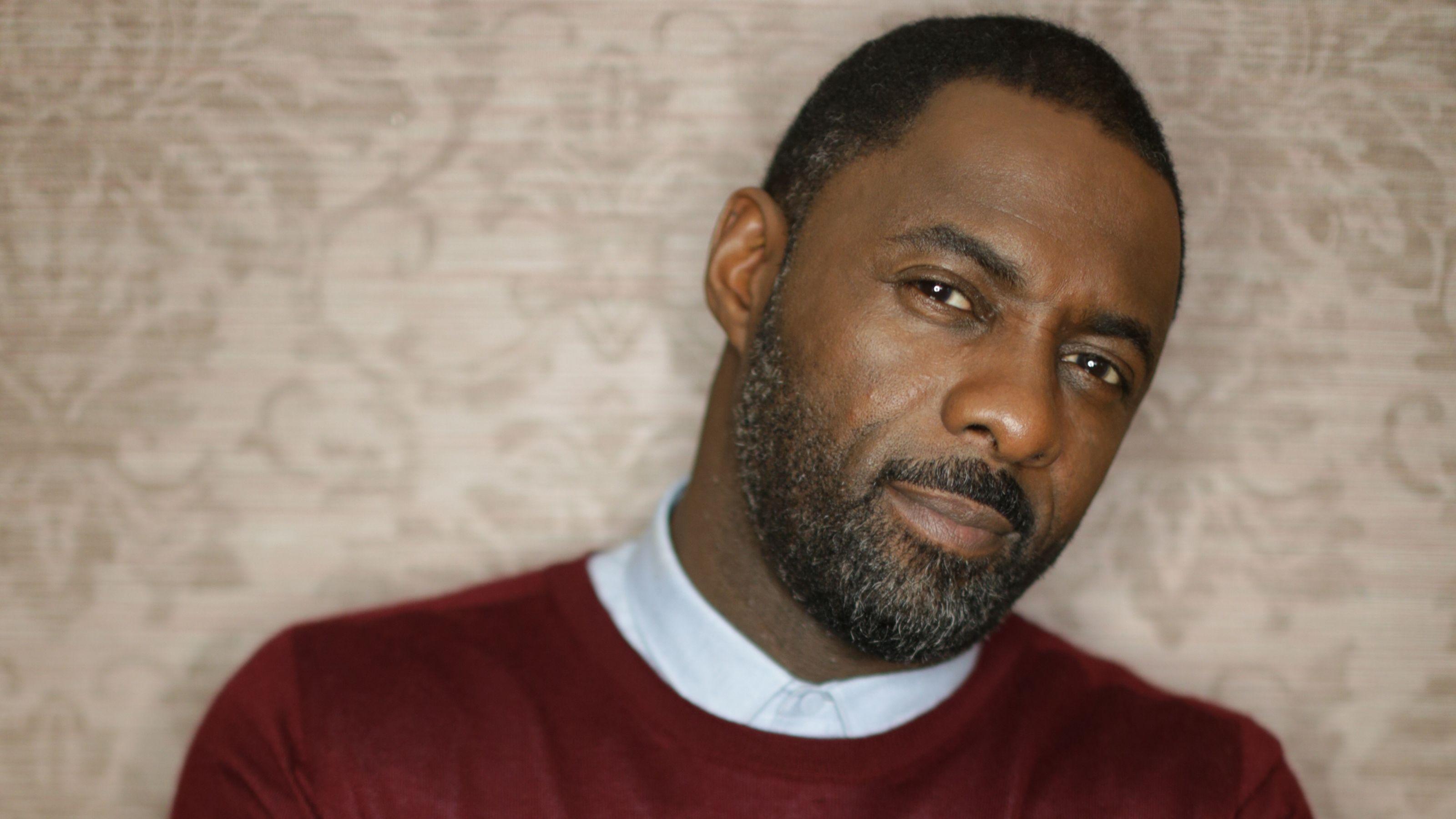 Nice Images Collection: Idris Elba Desktop Wallpapers