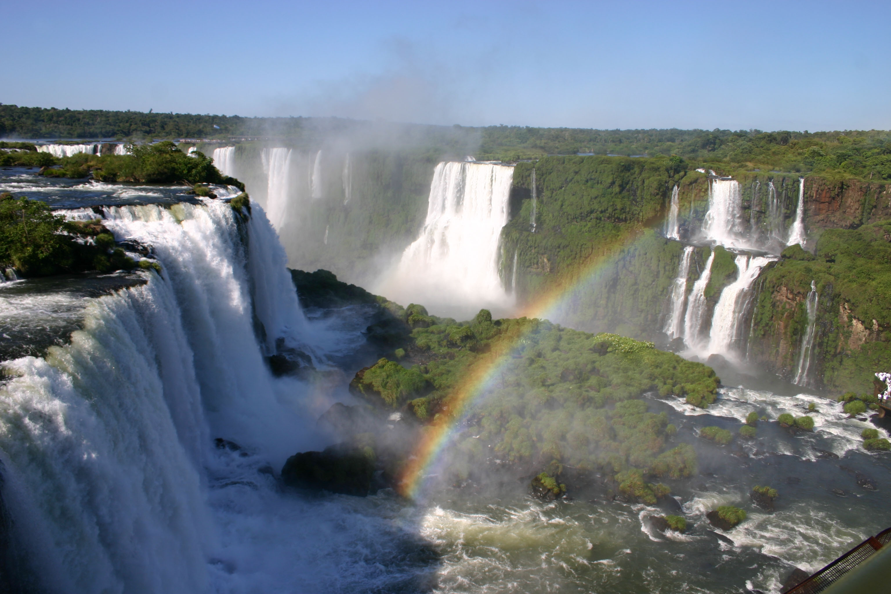 Iguazu Falls Backgrounds on Wallpapers Vista