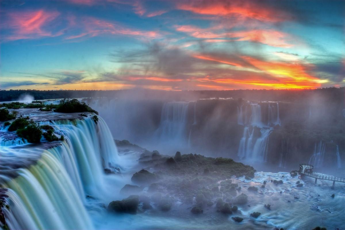 Iguazu Falls #8