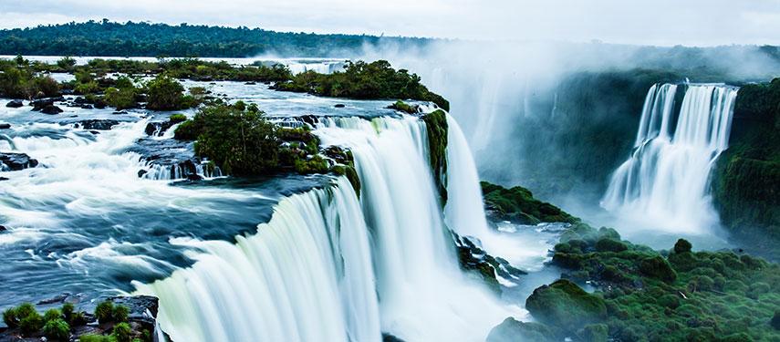 Amazing Iguazu Falls Pictures & Backgrounds