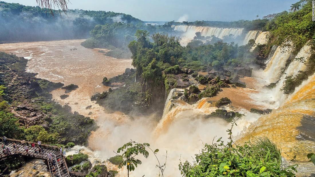 Iguazu Falls #18