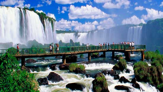 Iguazu Falls Pics, Earth Collection