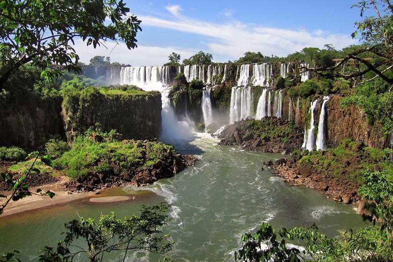 Iguazu Falls #13