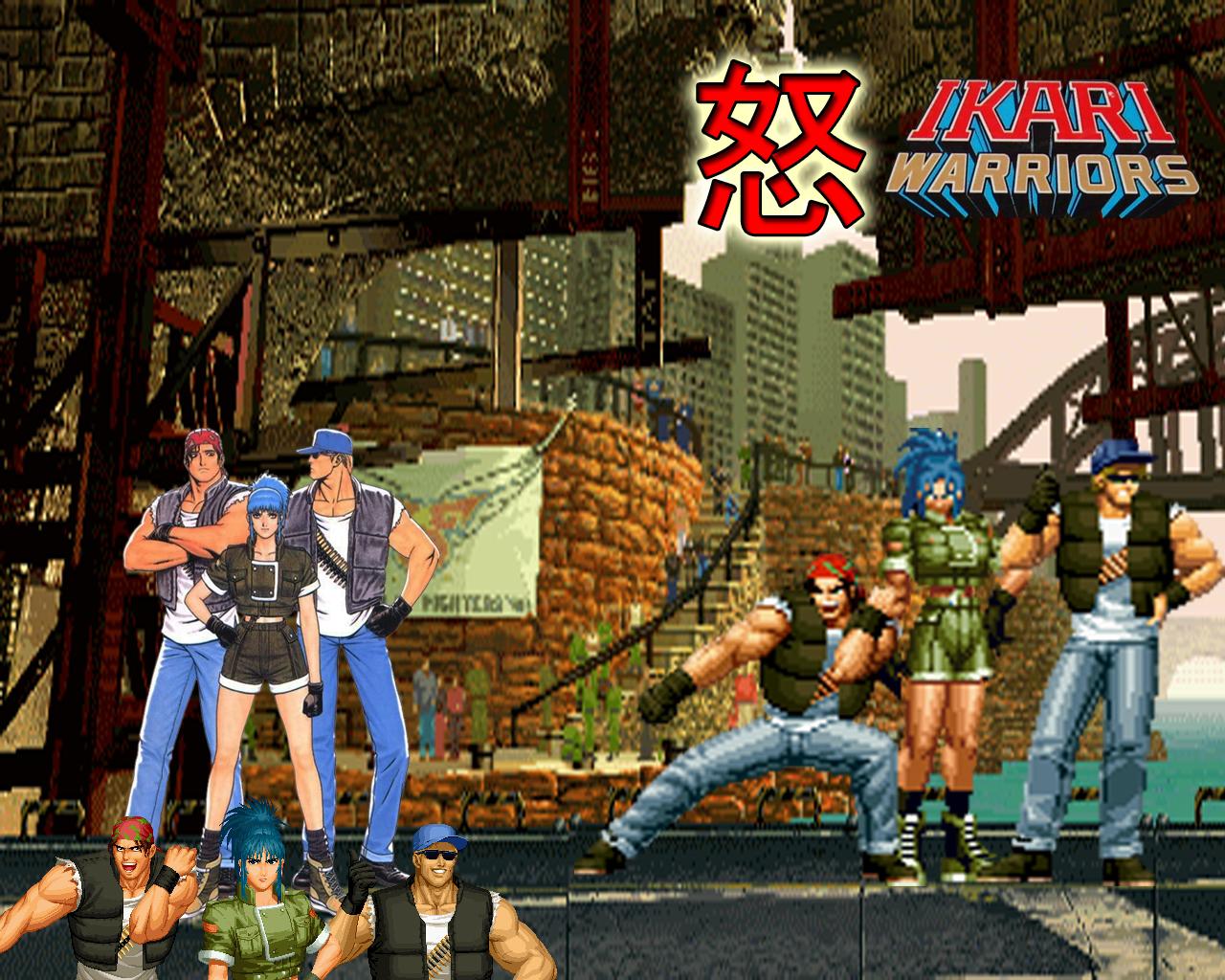 Ikari Warriors High Quality Background on Wallpapers Vista