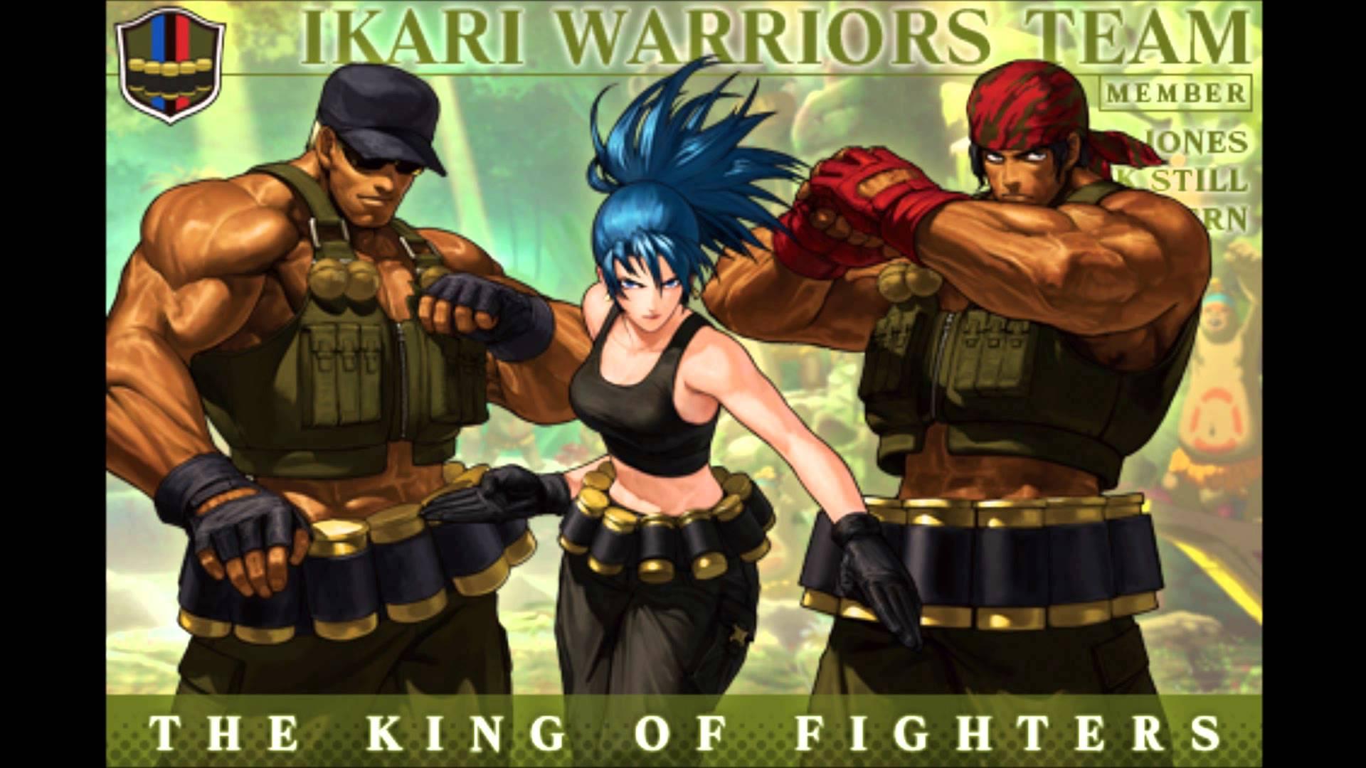 1920x1080 > Ikari Warriors Wallpapers