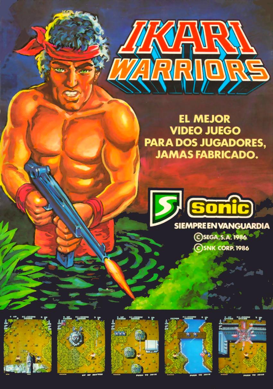 HQ Ikari Warriors Wallpapers | File 1834.87Kb