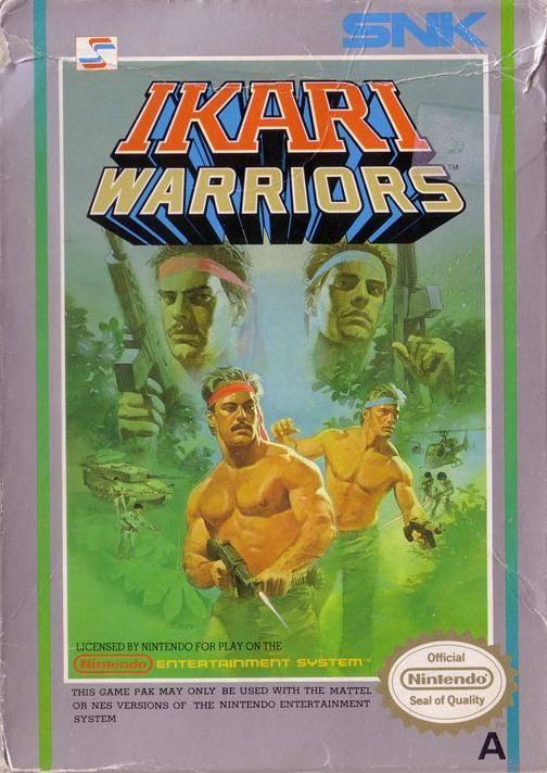 Ikari Warriors Backgrounds on Wallpapers Vista