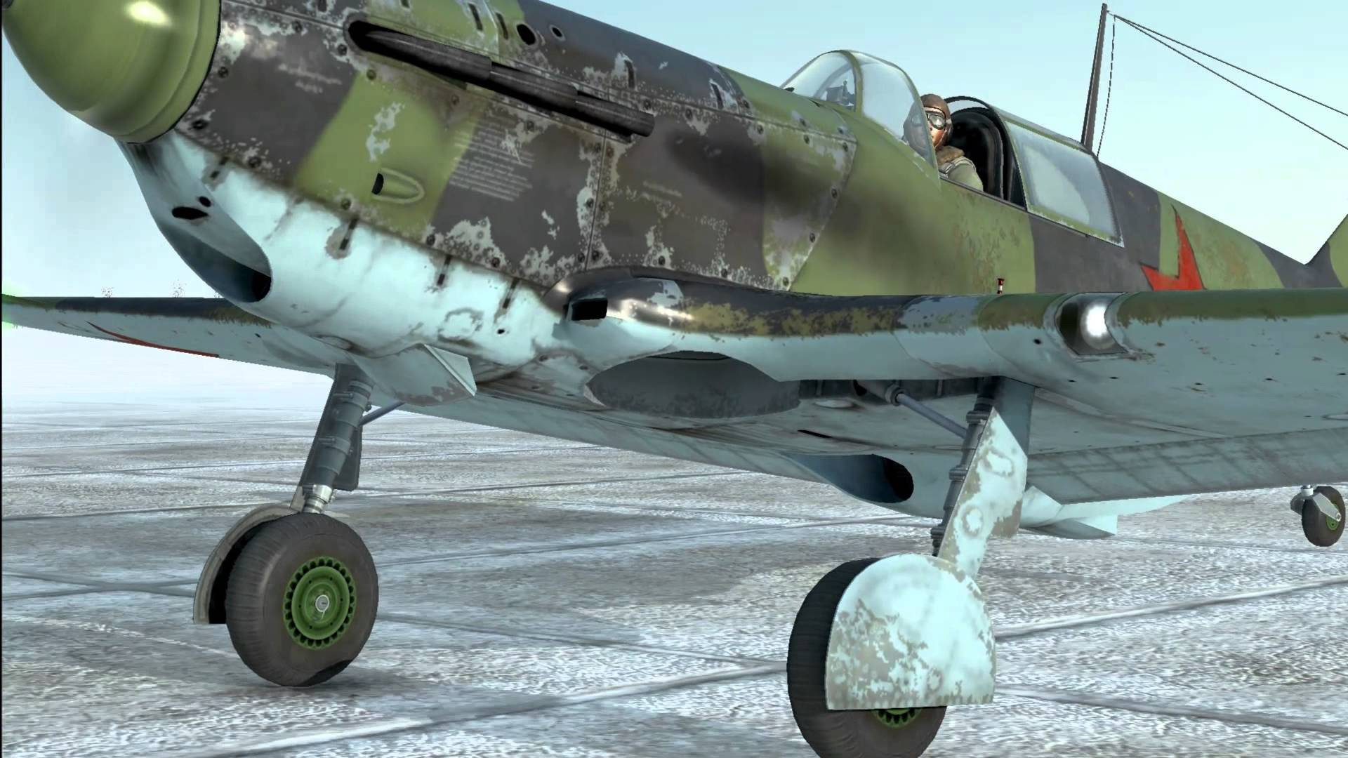IL-2 Sturmovik: Battle Of Stalingrad HD wallpapers, Desktop wallpaper - most viewed