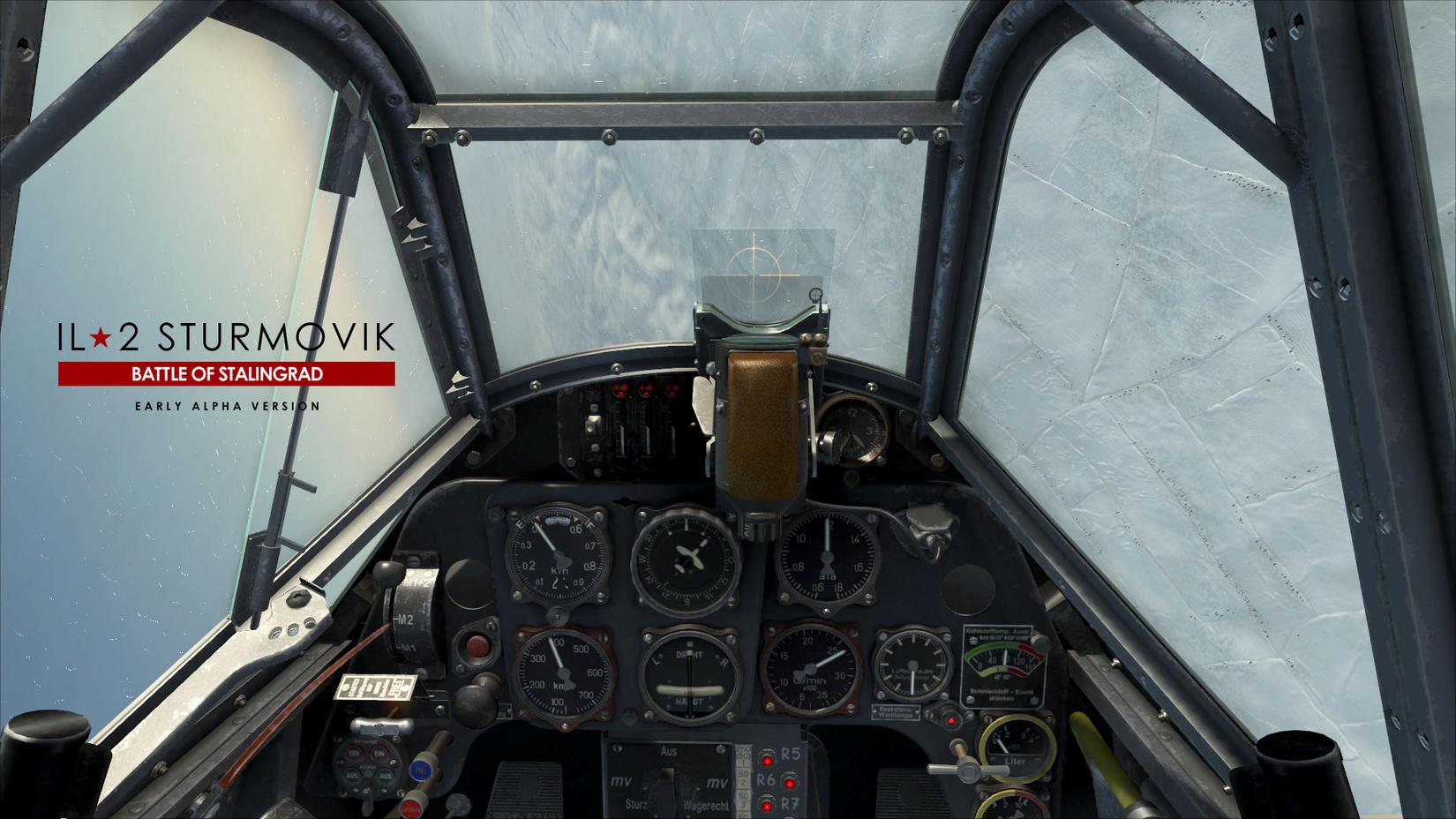 Nice wallpapers IL-2 Sturmovik: Battle Of Stalingrad 1650x928px