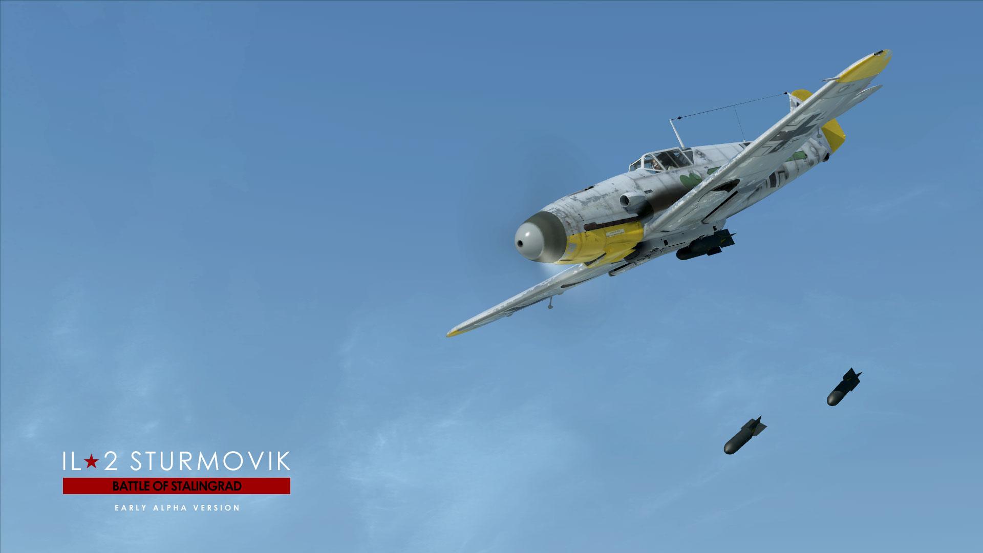 IL-2 Sturmovik: Battle Of Stalingrad Backgrounds on Wallpapers Vista