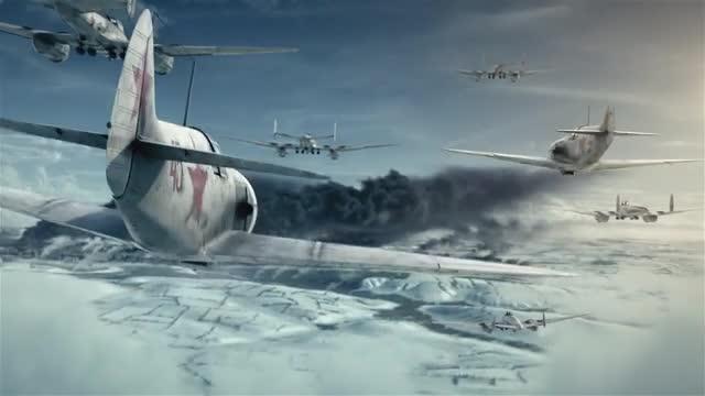 High Resolution Wallpaper | IL-2 Sturmovik: Battle Of Stalingrad 640x360 px