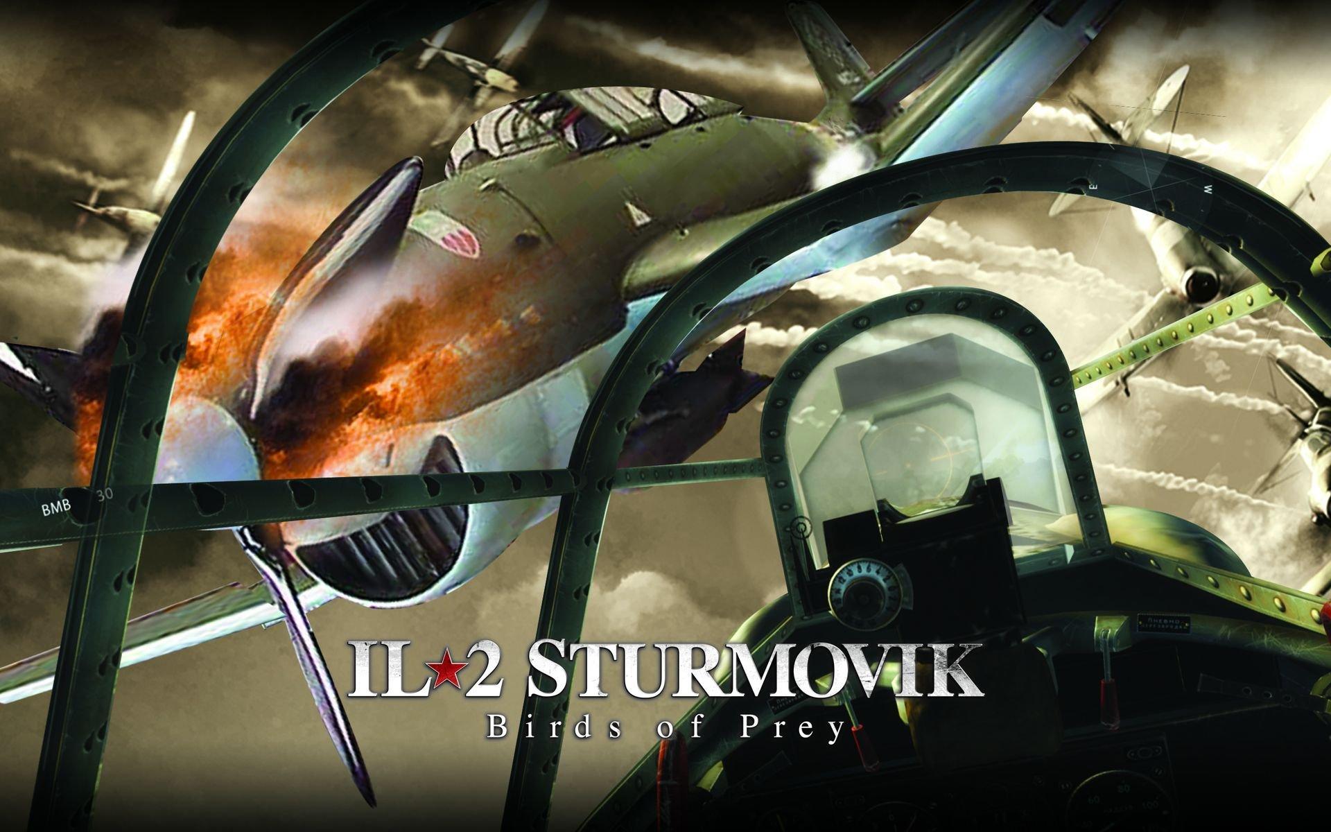 IL-2 Sturmovik: Birds Of Prey HD wallpapers, Desktop wallpaper - most viewed