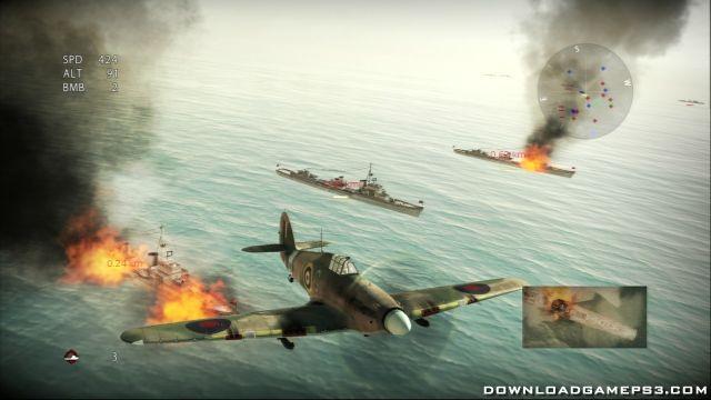 IL-2 Sturmovik: Birds Of Prey Backgrounds, Compatible - PC, Mobile, Gadgets| 640x360 px
