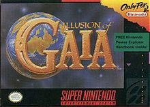 Illusion Of Gaia Pics, Video Game Collection