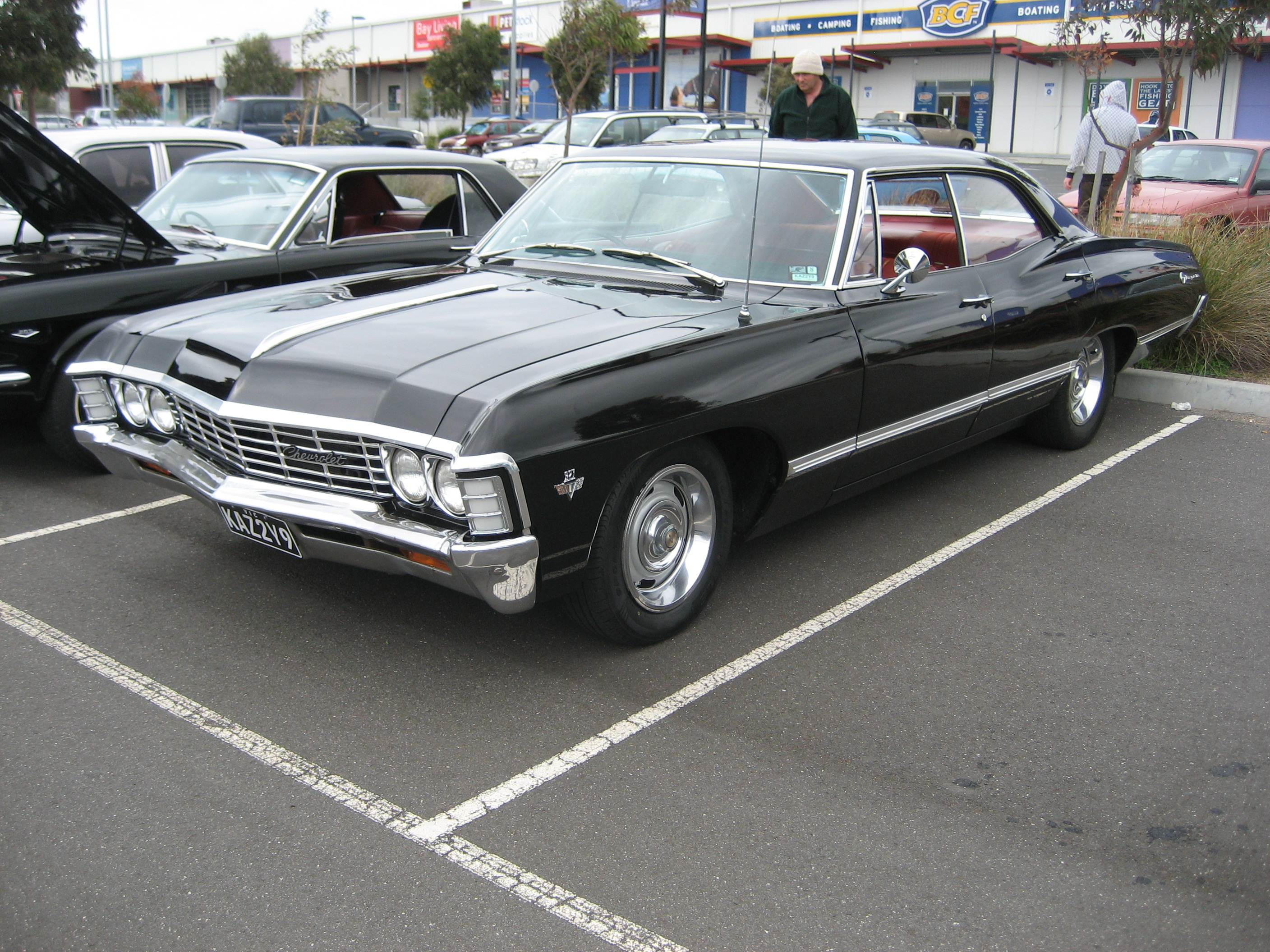 Nice wallpapers Impala 2816x2112px