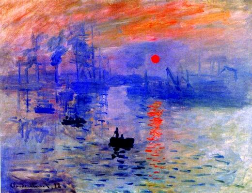 Nice Images Collection: Impressionist Desktop Wallpapers