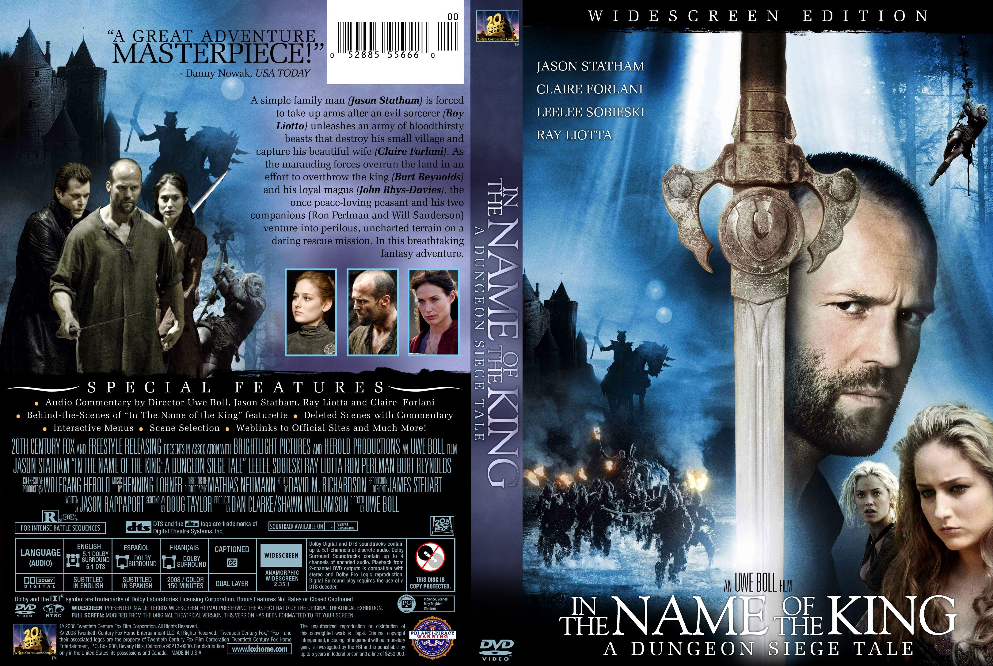 In The Name Of The King A Dungeon Siege Tale Wallpapers Movie