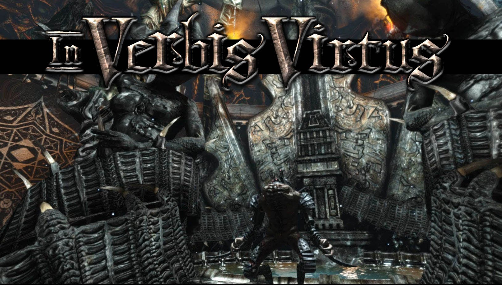 In Verbis Virtus High Quality Background on Wallpapers Vista