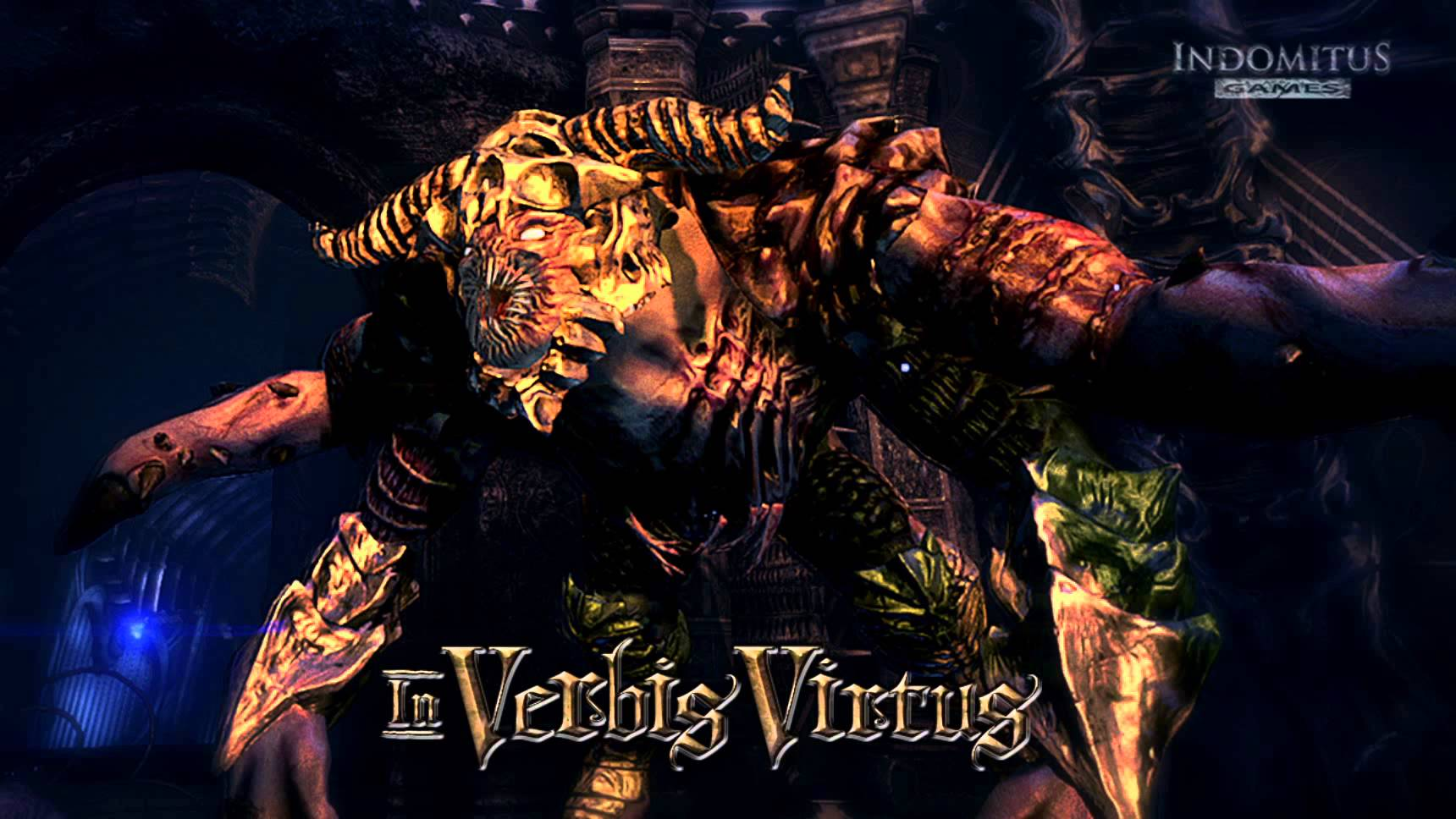 HD Quality Wallpaper | Collection: Video Game, 1720x968 In Verbis Virtus