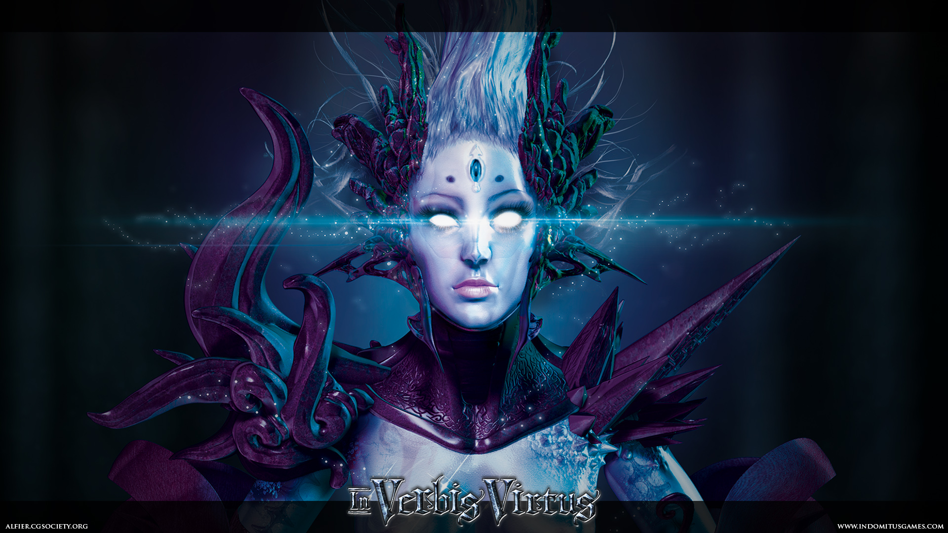 In Verbis Virtus Backgrounds, Compatible - PC, Mobile, Gadgets| 1920x1080 px