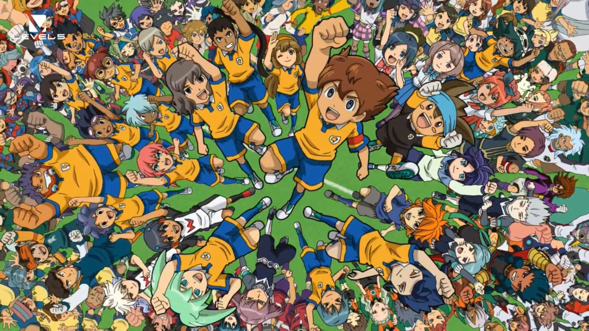 Inazuma Eleven Strikers Backgrounds on Wallpapers Vista