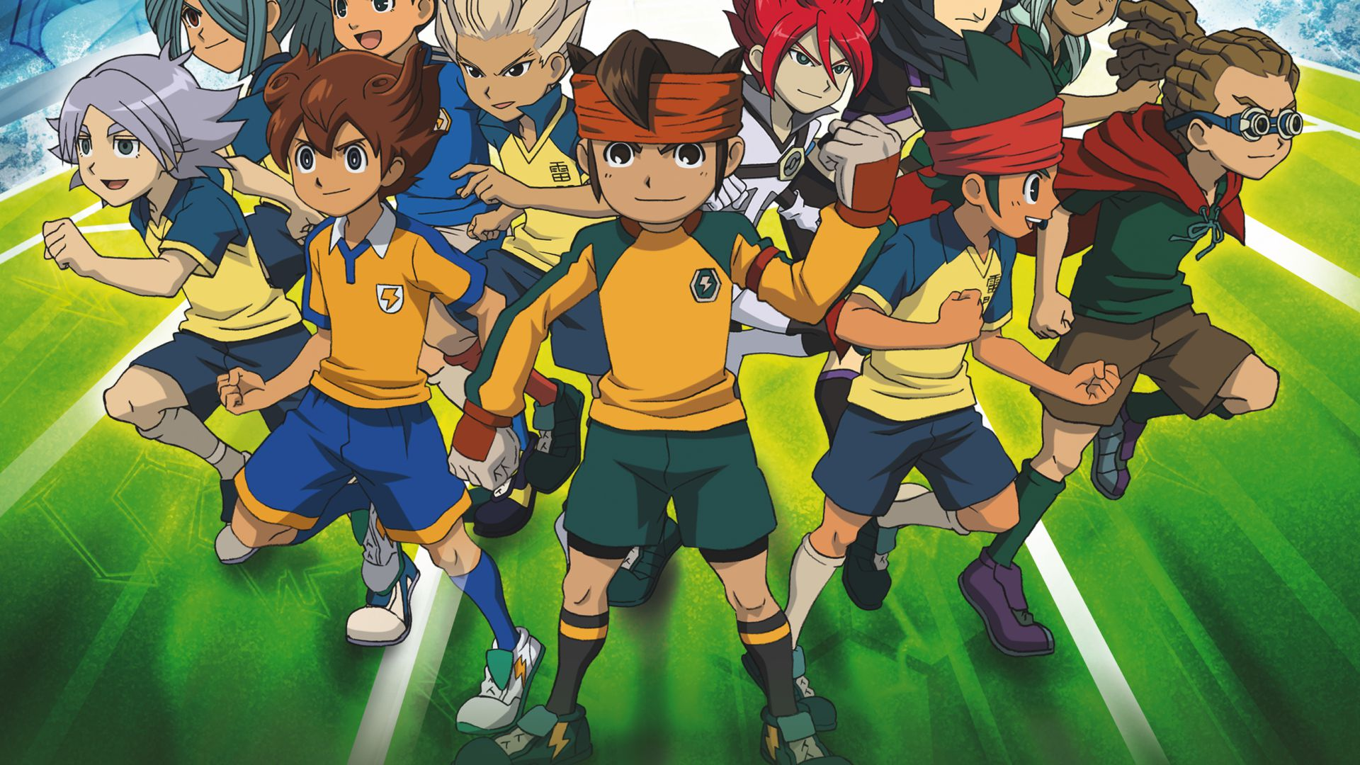 Nice wallpapers Inazuma Eleven Strikers 1920x1080px