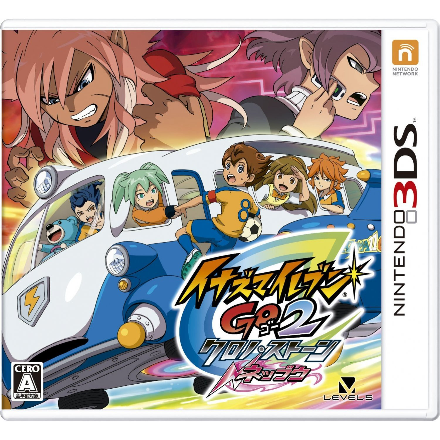 Inazuma Eleven Strikers Pics, Video Game Collection