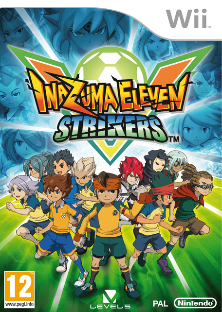 Images of Inazuma Eleven Strikers | 456x642