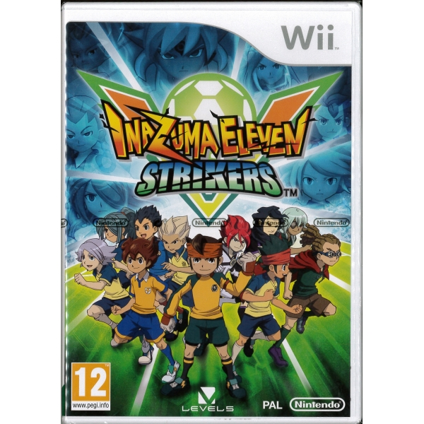 HD Quality Wallpaper | Collection: Video Game, 600x600 Inazuma Eleven Strikers