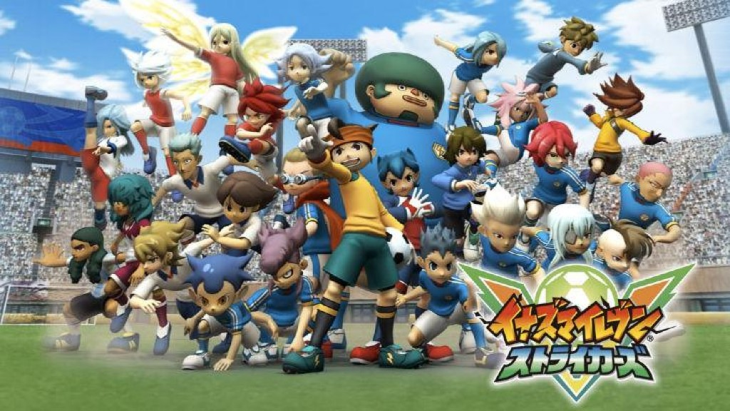 HD Quality Wallpaper | Collection: Video Game, 1024x576 Inazuma Eleven Strikers