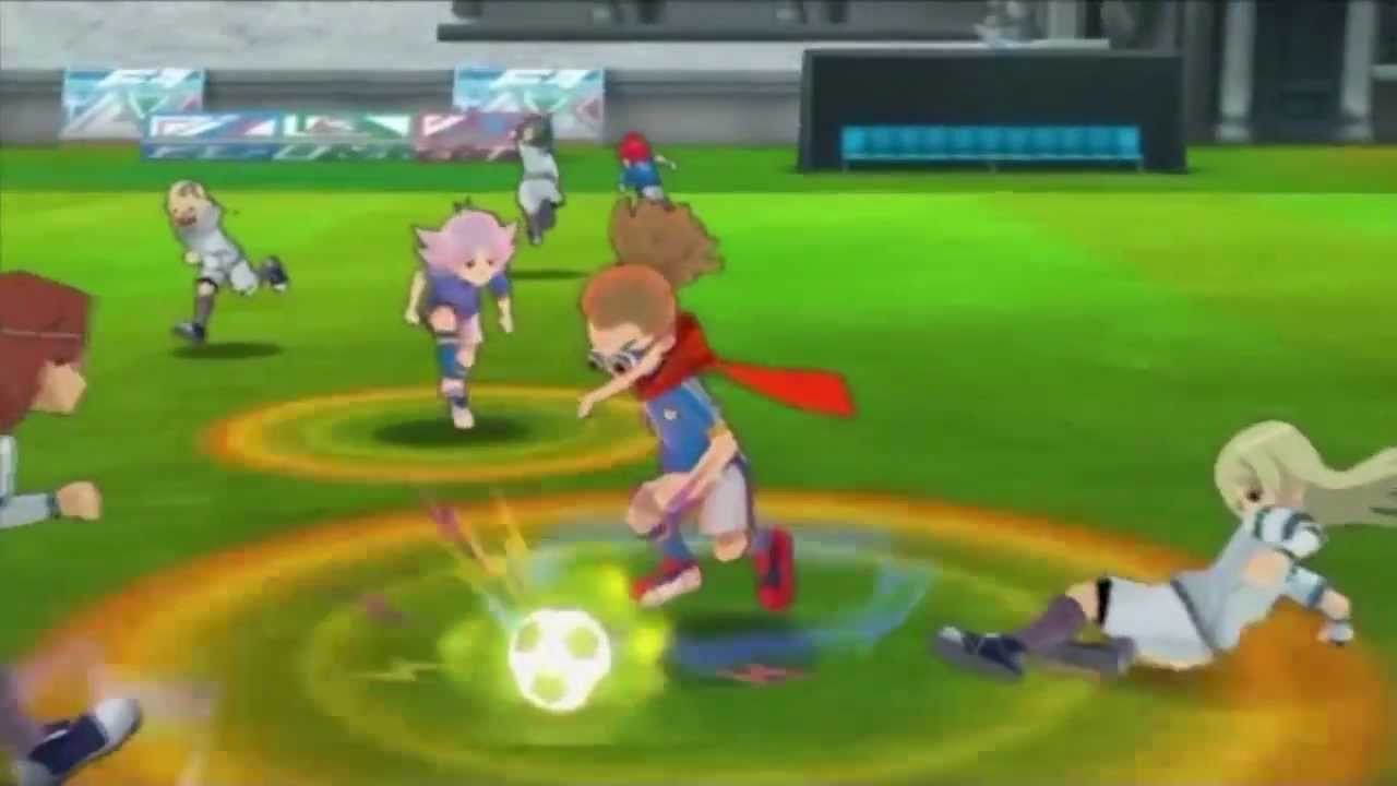 HD Quality Wallpaper | Collection: Video Game, 1280x720 Inazuma Eleven Strikers