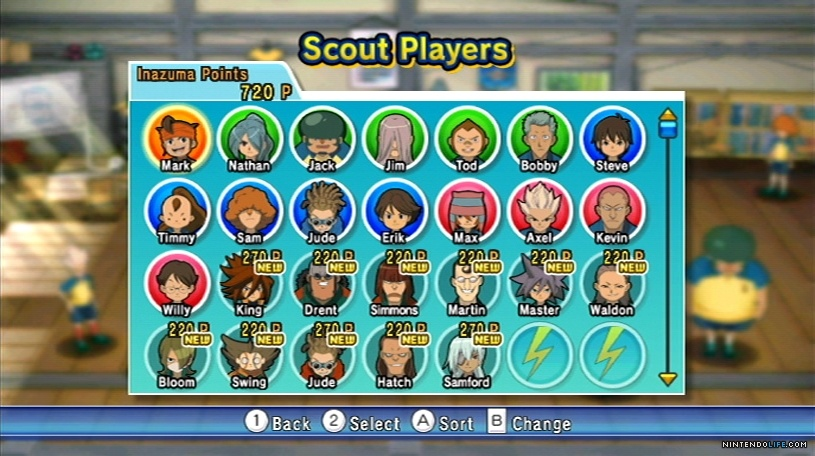 Inazuma Eleven Strikers Backgrounds, Compatible - PC, Mobile, Gadgets| 815x456 px