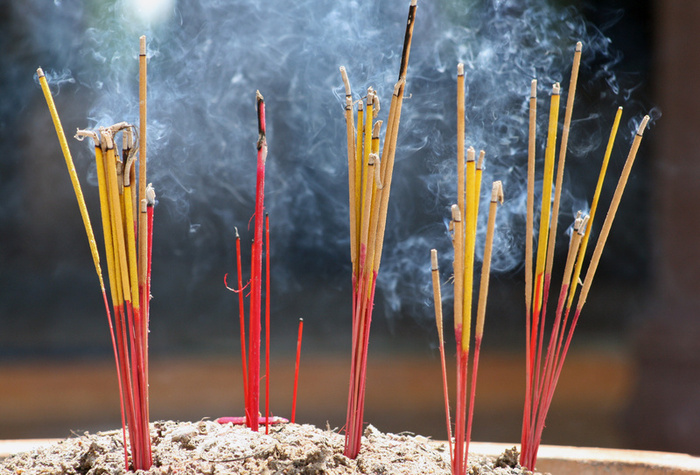 Nice wallpapers Incense Stick 700x475px