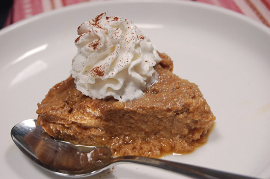 HD Quality Wallpaper | Collection: Food, 550x365 Indian Pudding