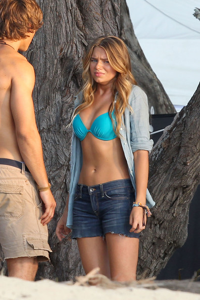 Nice Images Collection: Indiana Evans Desktop Wallpapers